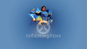 Classes-Wallpapers-2560x1440-Pharah by PT-Desu