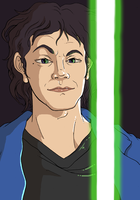 The Force Embiggins (WIP) by MatthewJWills