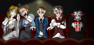 Team Dracula see Twilight by snaggle-berry