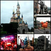 Disneyland 2011 by TheBlackPancake