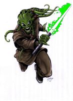 Kit Fisto by g45uk2