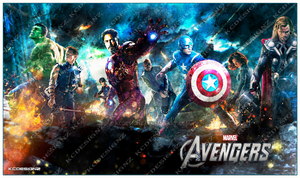 Avengers Playmant by KCDesignz