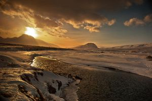 Iceland - Chocolate series v.I by PatiMakowska