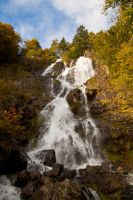 Todtnau Waterfall by MariaDeinert