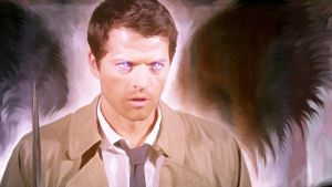 Cas is back! by starijas