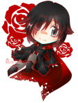 :RWBY: Ruby by XMireille-chanX