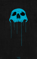 Dirty Skull by RoseCabriolet