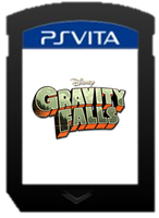 Gravity Falls Game Card by ETSChannel