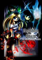 1st Comic cover: Autumn child by kaiomutaru25