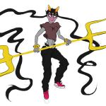 Meenah by DreamOutwards