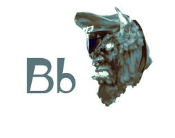 B is for Bison by garyjsmith