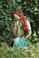 Poison Ivy -In the Green by LeadingPlantLady