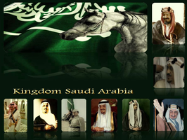 Kingdom Saudi Arabia by Linux4SA
