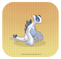 Lugia by MySweetQueen