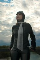 STEAMPUNK_The Aviator_Let it be light by TheOuroboros