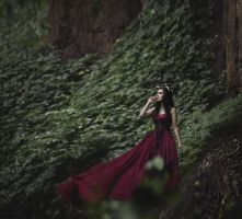 The Mistress of Wilderness by DieNessel