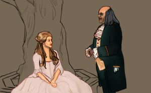 Ben and Martha 2 WIP - 1776 by PageOHaraWriter
