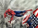 Welcome home Spidey! by nikoskap