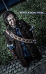 Kili the Dwarf - WIP by KellyJane