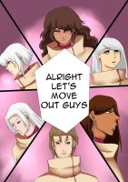 HSV: Let's Move Out by Maya1121