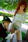 Men in Tights:Call a locksmith by LadyTezra