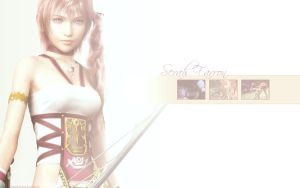 Serah Farron by MaybeTomorrow07