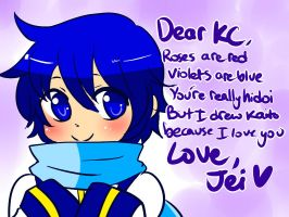 FOR KC by Jeisuke