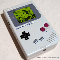 Bravely Default Gameboy Edition by ChemicalTaint