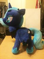 Filly Luna Plush by Blackwind06