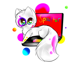 Splatter contest entry by Riku-Cat