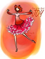 Fruit of the Spirit:Joy by lacyapedesigns