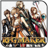 RPG Maker VX Dock Icon by Lionhearte
