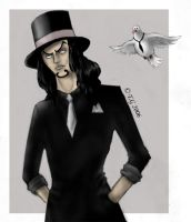 Rob Lucci by Thrior