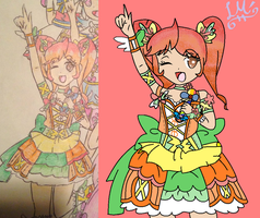 ~Request~ My favorite PriPara OC by LovelyMunchie