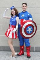 Here to save the American way!! by ElegantAura