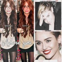 Adore you PSD by justcooleditions