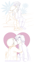 Baby!lock2 Sketches by RedPassion