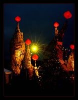 Electric Temple by markbrmb