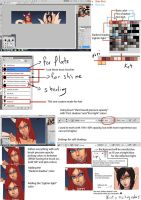 Short skin coloring tutorial by x-Nekopunch-x