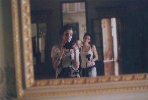 Giulia and I by Catliv