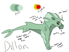 Dillon Ref by DreamGalvin