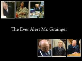 The Ever Alert Mr. Grainger 1 by AlixroseW