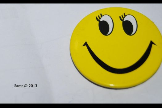 Keep smile by Samt-al7anyin