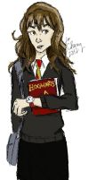 Hermione Granger by jhchang12
