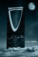 kingdom tower by OmarAziz