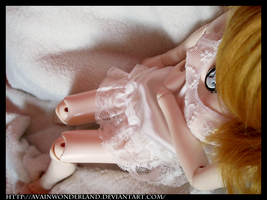 Silky Lace by AvaInWonderland