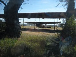 MeadowLake Airfield by DarkEternalShadows
