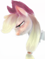 sad apple jaku by Spanish-Scoot