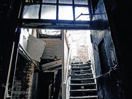 You'll find a set of stairs... by PartTimeCowboy