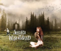 Jessica in Wonderland by helloworld409